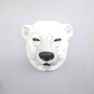 Animal Mask / Polar Bear