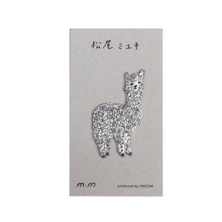 松尾ミユキ / Applique アップリケ / Bird