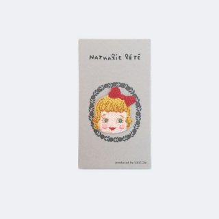 Nathalie Lete / Applique アップリケ / Girl