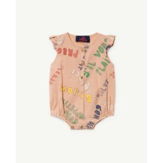 The Animals Observatory / BUTTERFLY BABIES JUMPSUIT