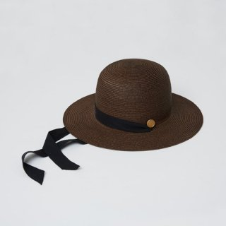 【30%FF!】eLfinFolk / Grasland Hat by CA4LA / brown