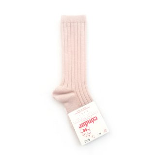 condor / Rib HighSocks / 544 / Old Rose