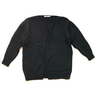 MINGO. / Cardigan / Black / Adult