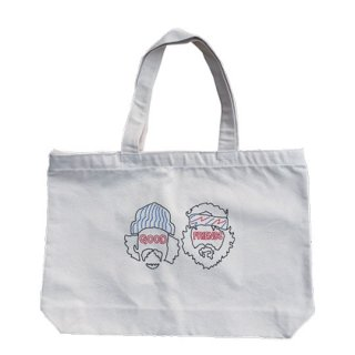 Soulsmania / EMBROIDERED BIG TOTE BAG / GOODFRIENDS