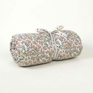 garbo&friends [ガルボアンドフレンズ] / Floral Vine Filled Blanket / ブランケット