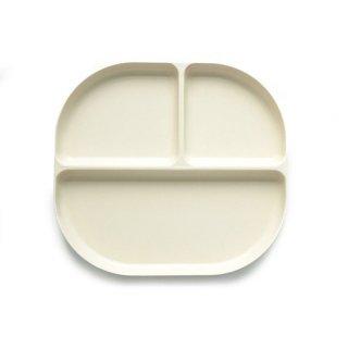 EKOBO / Divided Plate - BIOBU - White