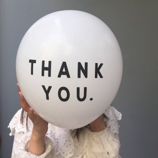 Balloon / THANK YOU / 5pcs