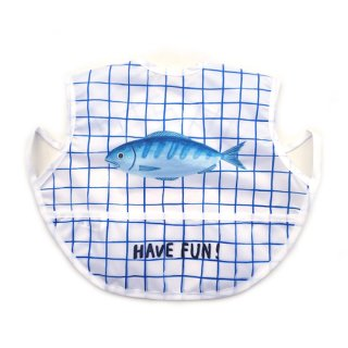 Koike Fumi / Pocketable BIBIB / Fish