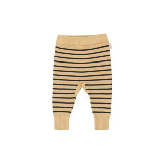 TINYCOTTONS / SMALL STRIPES PANT / sand/true navy