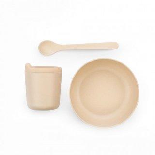 EKOBO /  Baby Bamboo Feeding Set - Blush