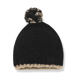 1+ in the family / LAUSANNE / beanie / black
