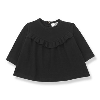 【40%OFF!】1+ in the family / ALCUDIA / blouse / black