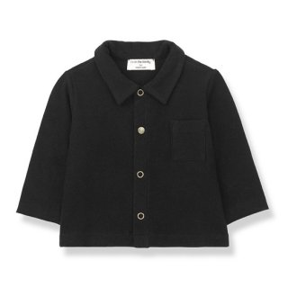 【40%OFF!】1+ in the family / LUGO / shirt / black