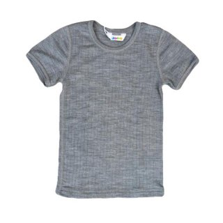 Joha / Merino Wool T-shirt / grey