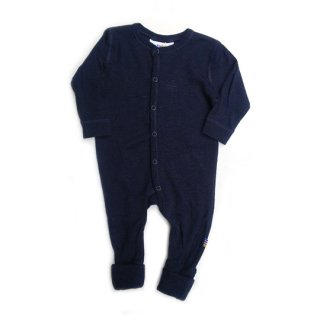 Joha / Nightsuit 2in1 foot Basic / navy