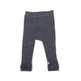 Joha / Merino Wool Pant Heavy / Dark grey