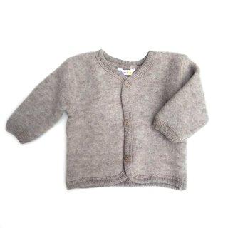 Joha / Merino Wool Cardigan / Beige