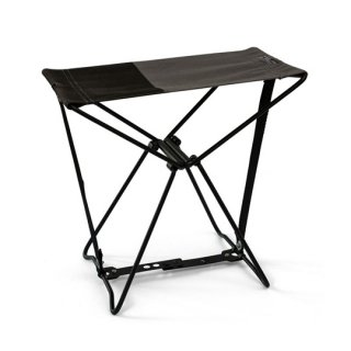 amabro / MINI FOLDING STOOL / Gray×Black