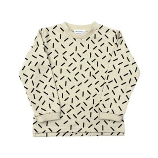 chocolatesoup / GEOMETRY SWEAT TOPS / STICK