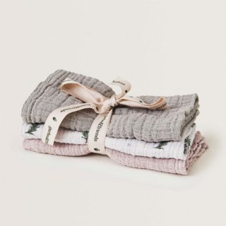 garbo&friends / Rosemary Burp Cloths  3set