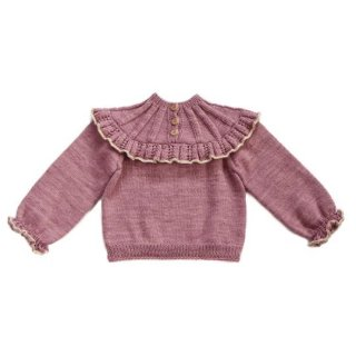 KalinkaKids / Dove Sweater / Lilac