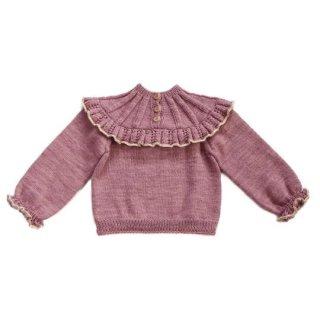 KalinkaKids / Dove Sweater / Lilac