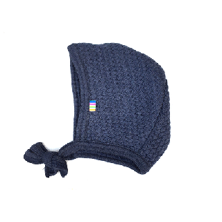 Joha / Bubble Knitting Helmet / Navy