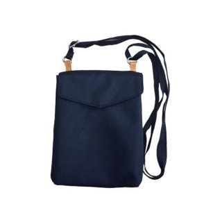 chocolatesoup / GEOMETRY SHOULDER BAG / BLACK