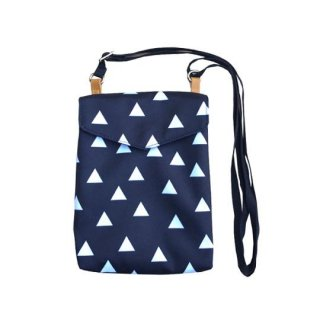 chocolatesoup / GEOMETRY SHOULDER BAG / TRIANGLE