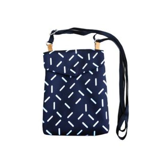 chocolatesoup / GEOMETRY SHOULDER BAG / STICK