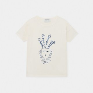 BOBO CHOSES / Flowers T-Shirt / KID