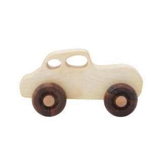 WOODEN STORY / Retro Car