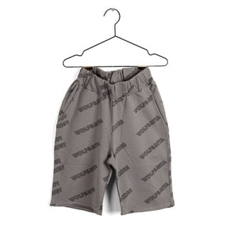 WOLF&RITA / FERNANDO - SHORTS Kids / RUDY RUBY GREY