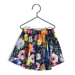 《再入荷》WOLF&RITA / LUISA - SHORTS Baby / BLACK FLOWERS
