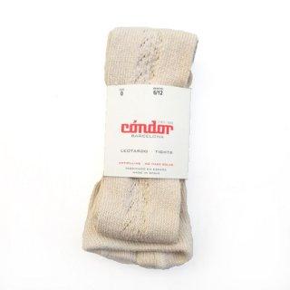 condor / Side Openwork Tight / 304 / linen