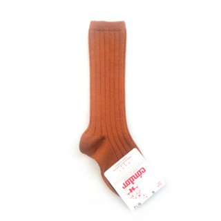 【再入荷】condor / Rib HighSocks / 696 / Oxide