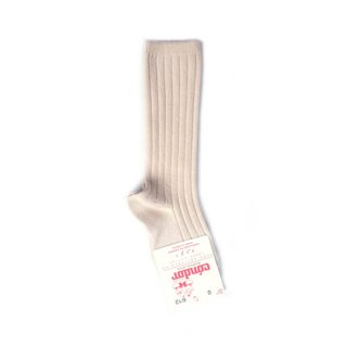 【再入荷】condor / Rib HighSocks / 304 / Linen
