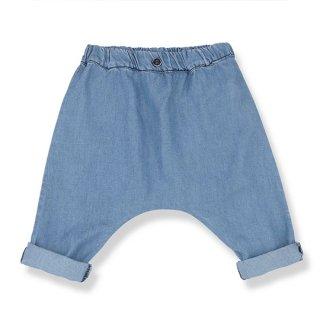 1+ in the family / DEIA baggy pants / 109. denim