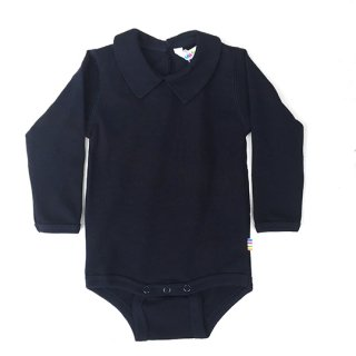 Joha / BODY W/COLLAR / navy