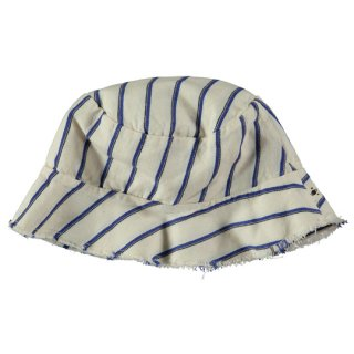 【20%OFF!】My Little Cozmo / HAT - PROVENCE / IVORY STRIPE