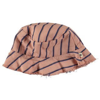 【20%OFF!】My Little Cozmo / HAT - PROVENCE / PEACH STRIPE