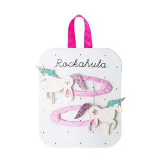 Rockahula kids / Unicorn Clips / WHITE