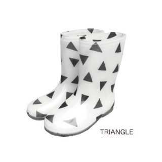 chocolatesoup / GEOMETRY RAINBOOTS / TRIANGLE