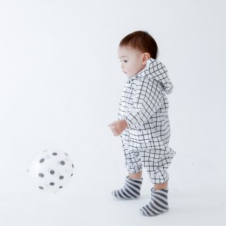 chocolatesoup / GEOMETRY RAINSUIT / GRID