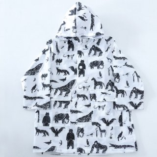 chocolatesoup / GEOMETRY RAINCOAT / ANIMAL