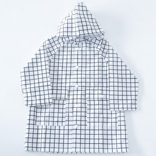 chocolatesoup / GEOMETRY RAINCOAT / GRID