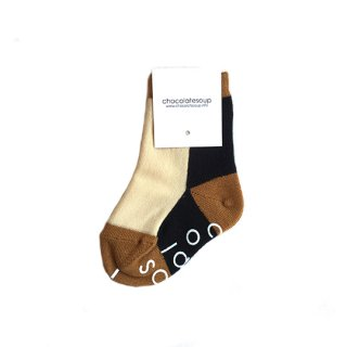 chocolatesoup / MULTI COLOR SOX / BG×BK