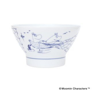 amabro / MOOMIN SOMETSUKE -CHAWAN- / Fishing