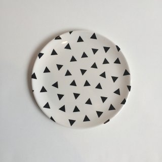 chocolatesoup / GEOMETRY MELAMINE PLATE / TRIANGLE