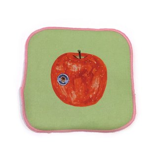 Koike Fumi / Hand cloth / Apple